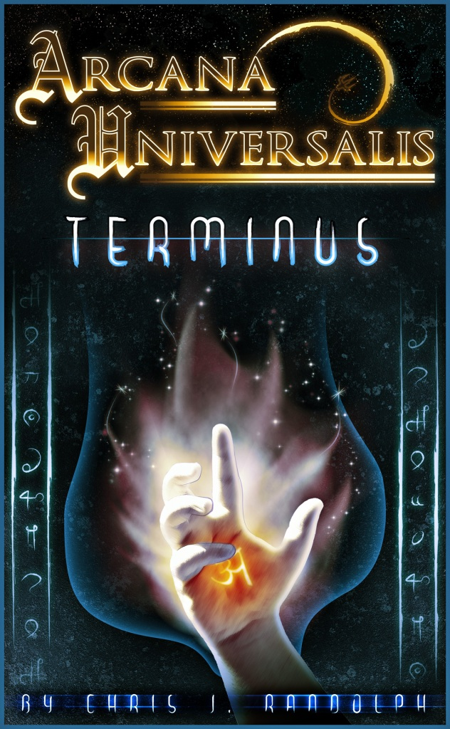 Arcana Universalis: Terminus Cover