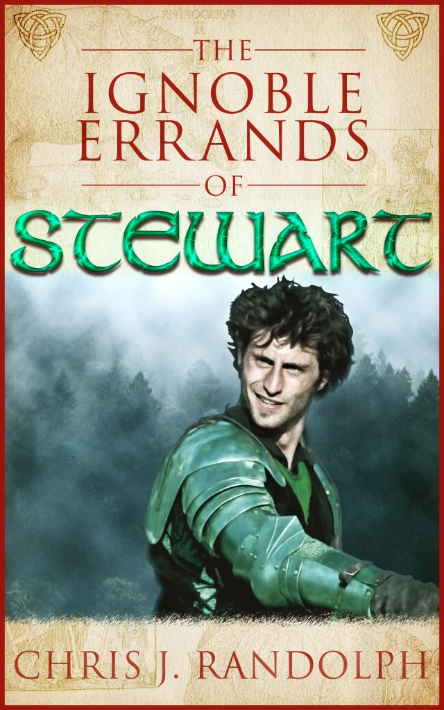 The Ignoble Errands of Stewart Cover