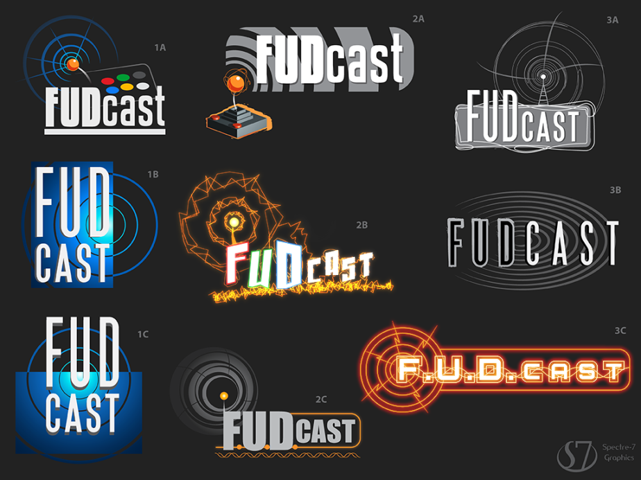 FUDcast_Logo_Set1